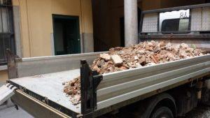Smaltimento calcinacci Roma centro